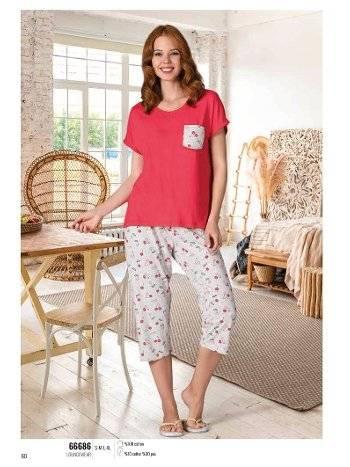 Yaz Pijama Loungewear NBB 66686