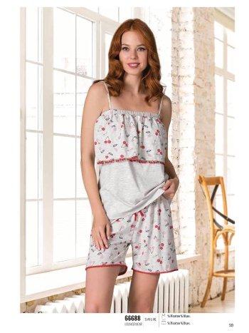 Yaz Pijama Loungewear NBB 66688