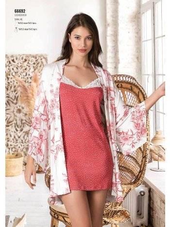 Yaz Pijama Loungewear NBB 66692