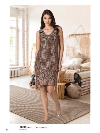 Yaz Pijama Loungewear NBB 66703