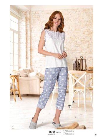 Yaz Pijama Loungewear NBB 66707