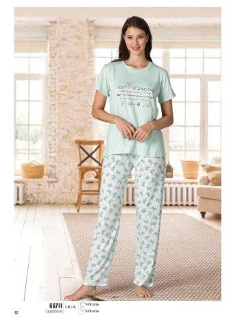 Yaz Pijama Loungewear NBB 66711