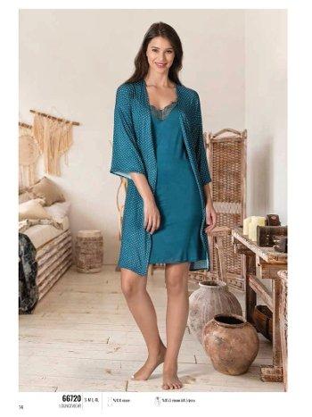 Yaz Pijama Loungewear NBB 66720