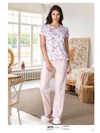 Yaz Pijama Loungewear NBB 66724