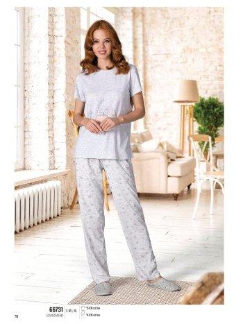 Yaz Pijama Loungewear NBB 66731