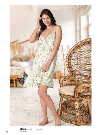 Yazlık Pijama Loungewear NBB 66662