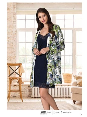 Yazlık Pijama Loungewear NBB 66698