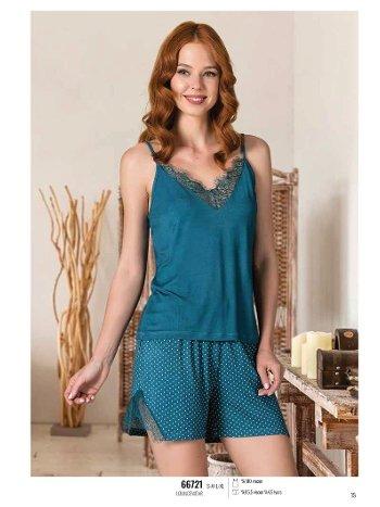 Yazlık Pijama Loungewear NBB 66721