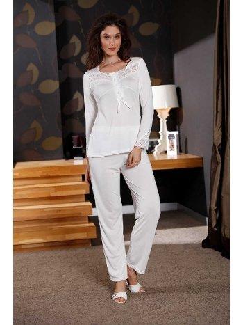 Yeni İnci BPJ119 Kadın 6lı Pijama Takım