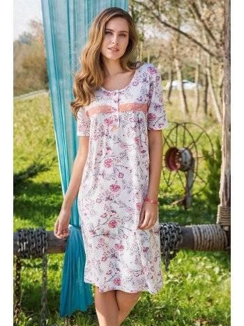 Yeni İnci BPJ1288 Kadın Gecelik Pijama