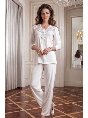 Yeni İnci BPJ160 Kadın Altılı Pijama Takımı