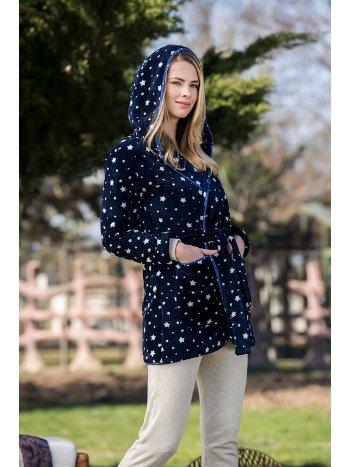 Yeni İnci BPJ1682 Polar Kadın Pijama Takımı