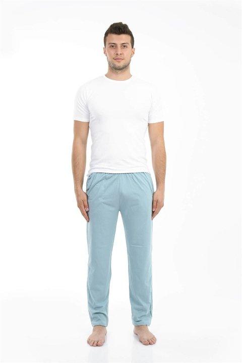 Akbeniz Erkek Pamuk Tek Alt Pijama 27200