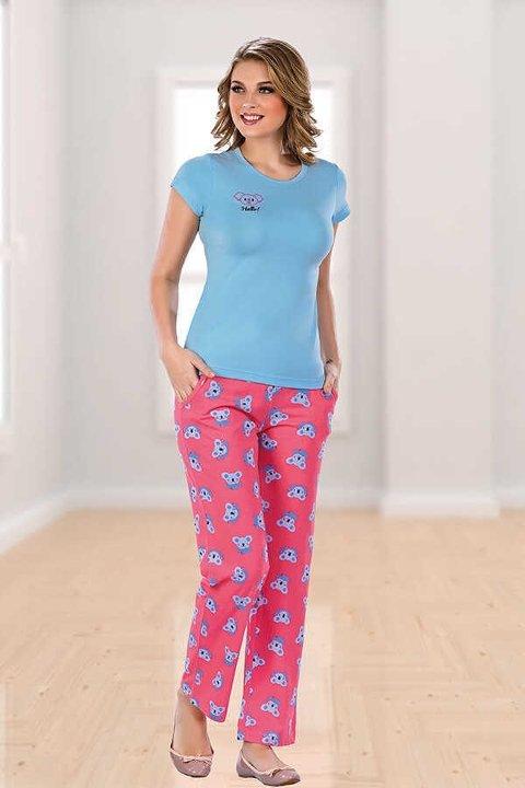 Berland 3016 Bayan Pijama Takımı