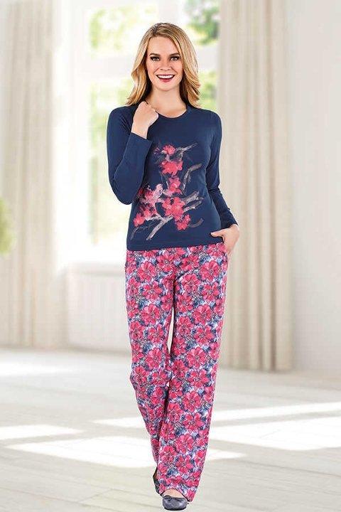 Berland 3023 Bayan Pijama Takımı