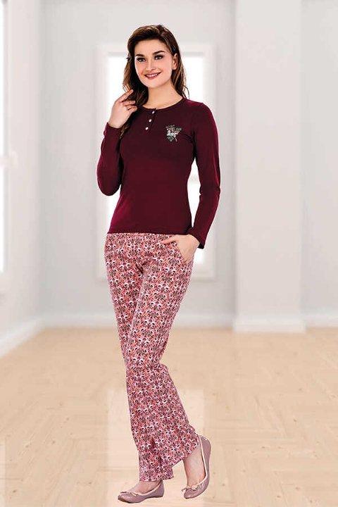 Berland 3031 Bayan Pijama Takımı