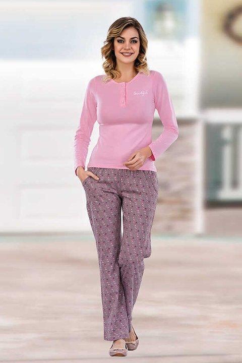 Berland 3037 Bayan Pijama Takımı