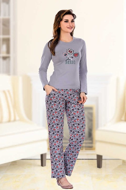 Berland 3044 Bayan Pijama Takımı