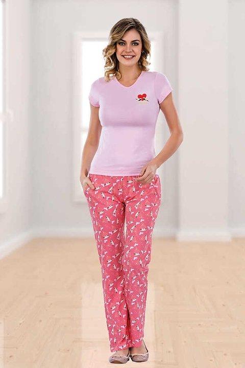 Berland 3047 Bayan Pijama Takımı