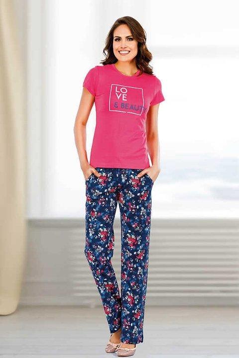 Berland 3051 Bayan Pijama Takımı