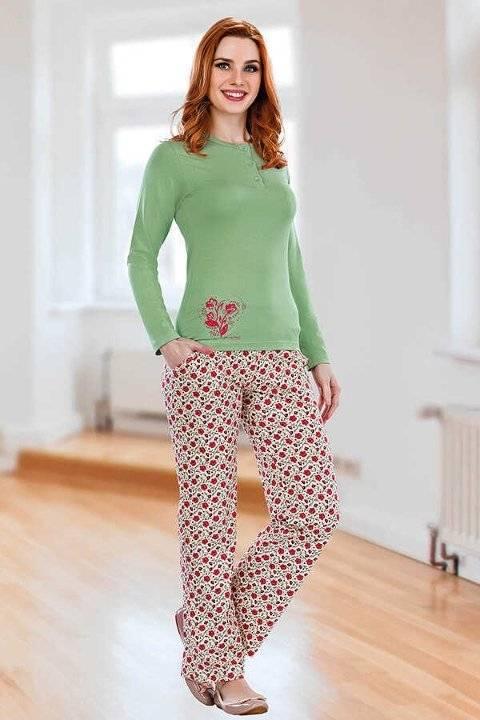 Berland 3055 Bayan Pijama Takımı