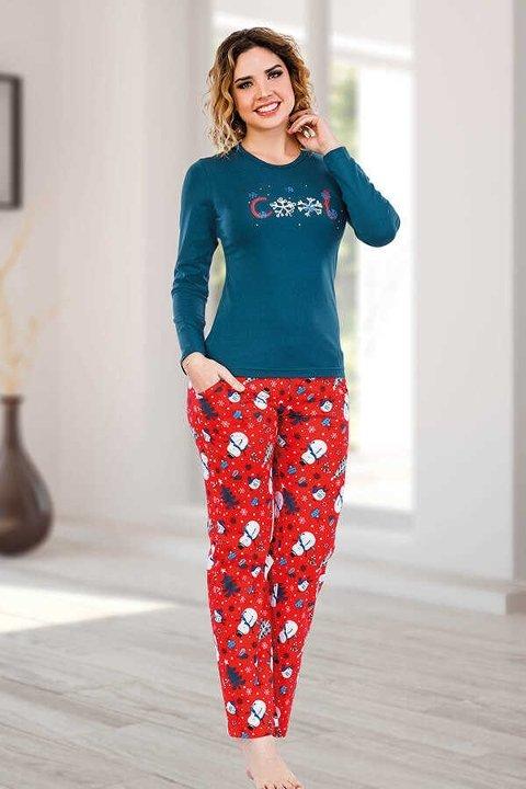 Berland 3058 Bayan Pijama Takımı