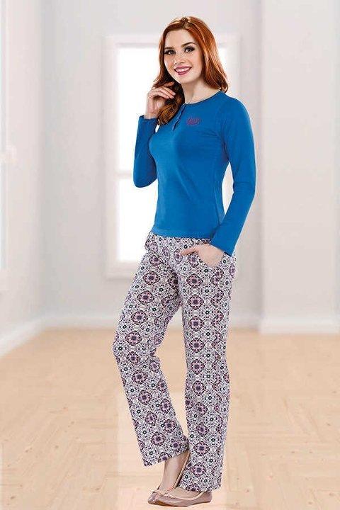 Berland 3059 Bayan Pijama Takımı
