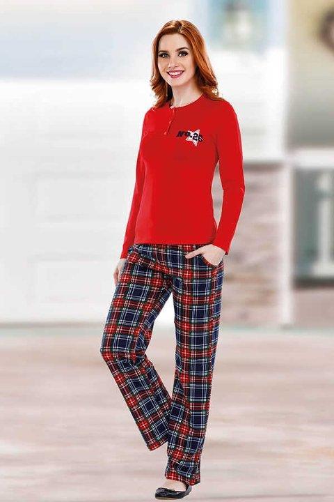 Berland 3061 Bayan Pijama Takımı