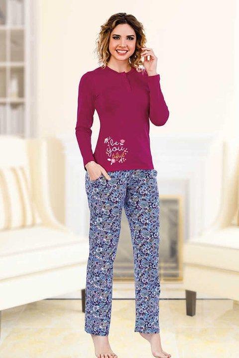 Berland 3062 Bayan Pijama Takımı