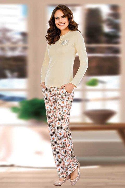 Berland 3064 Bayan Pijama Takımı
