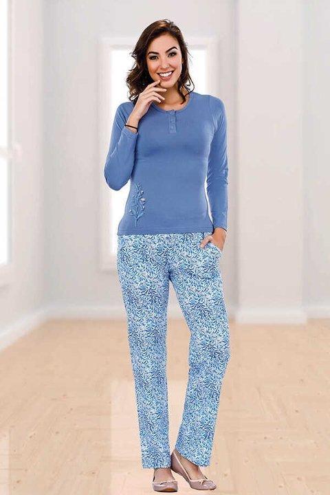 Berland 3068 Bayan Pijama Takımı