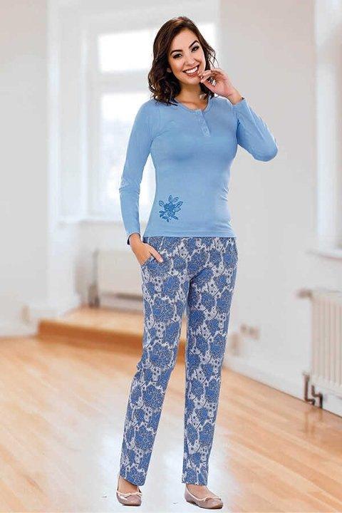 Berland 3069 Bayan Pijama Takımı