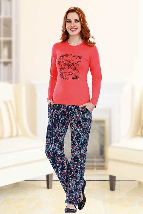 Berland 3072 Bayan Pijama Takımı