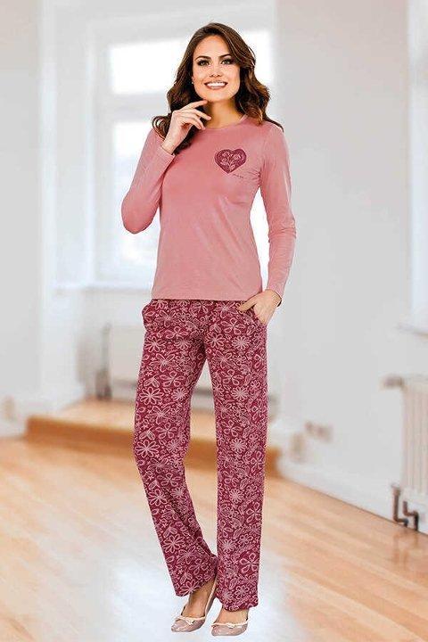 Berland 3076 Bayan Pijama Takımı