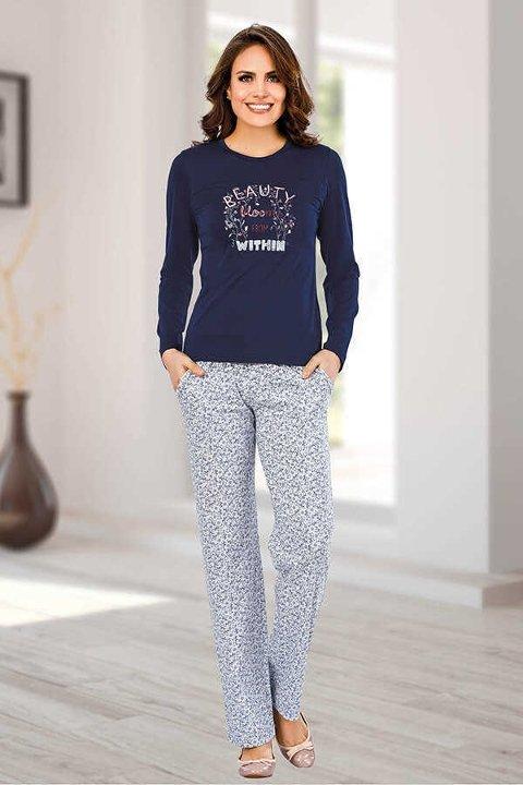 Berland 3084 Bayan Pijama Takımı