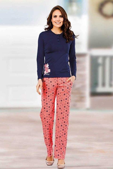 Berland 3085 Bayan Pijama Takımı