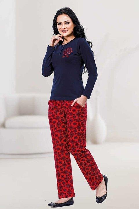 Berland 3088 Bayan Pijama Takımı