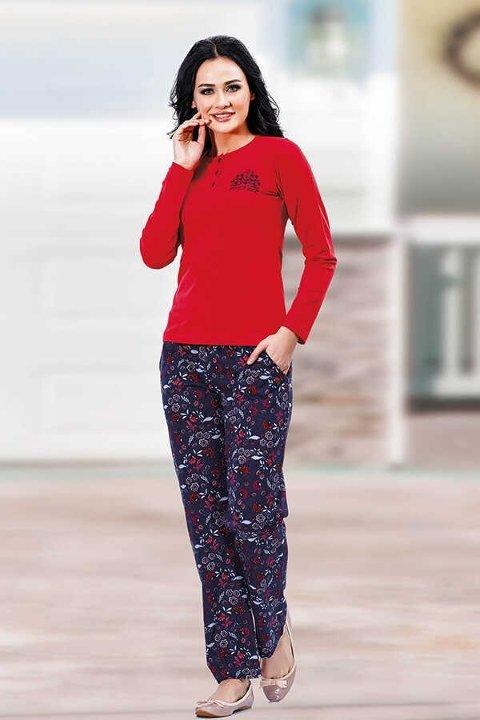 Berland 3096 Bayan Pijama Takımı