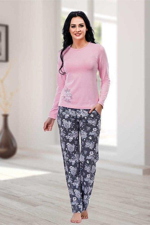 Berland 3097 Bayan Pijama Takımı