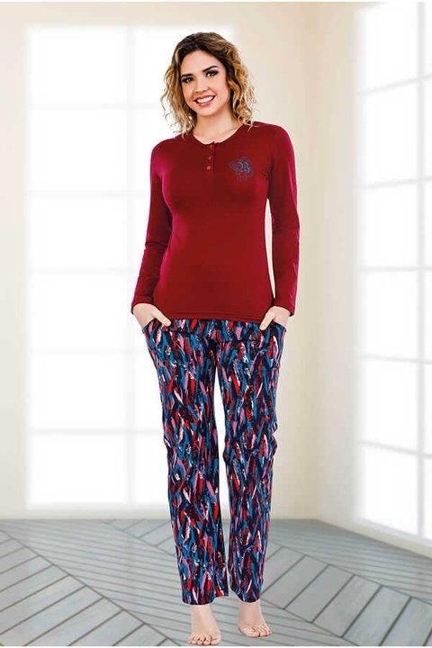 Berland 3100 Bayan Pijama Takımı