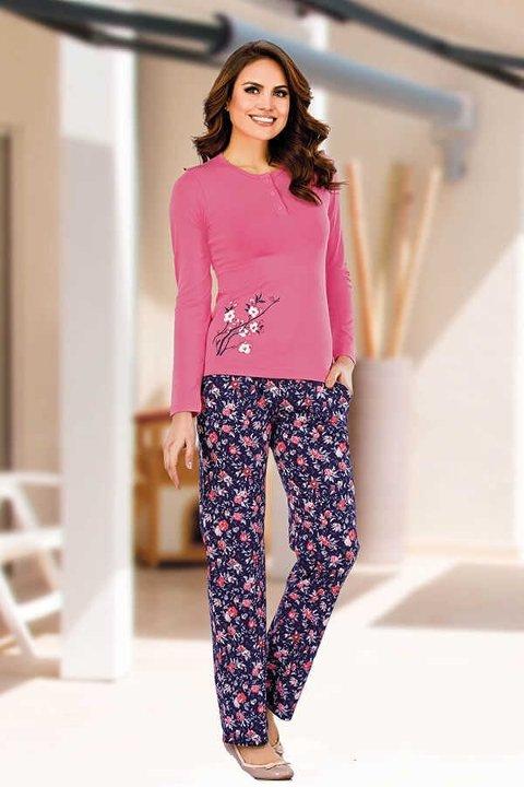 Berland 3106 Bayan Pijama Takımı