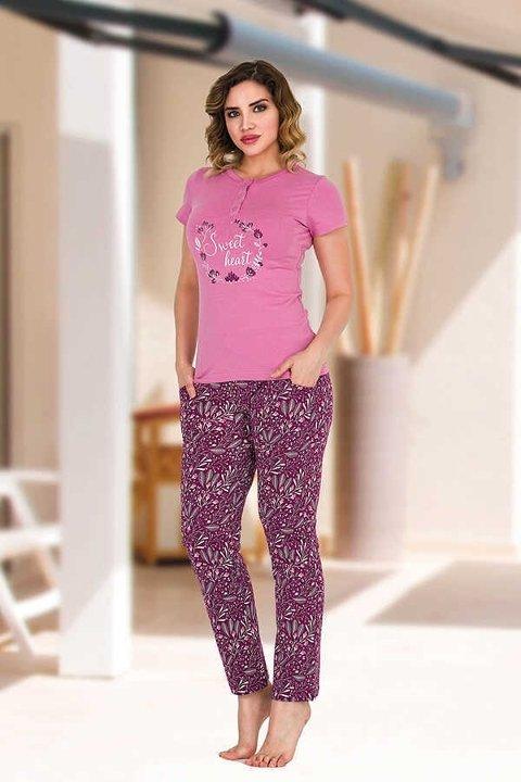 Berland 3108 Bayan Pijama Takımı