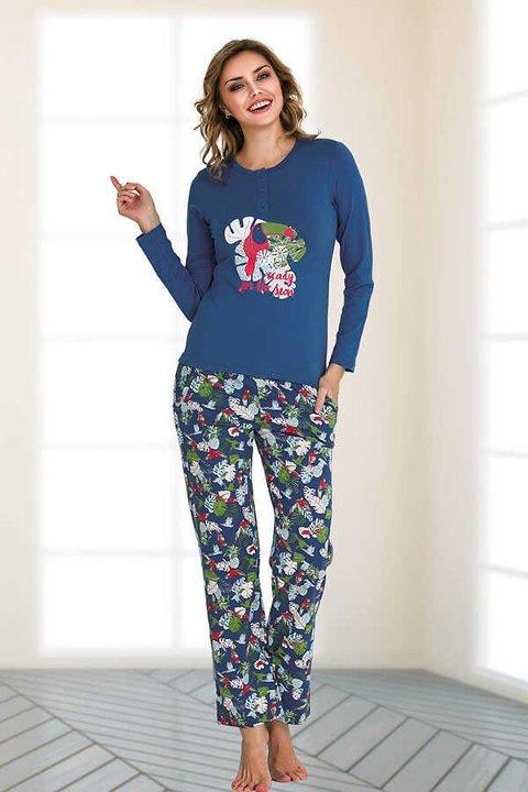 Berland 3109 Bayan Pijama Takımı
