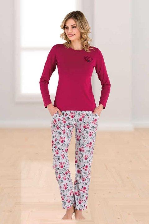 Berland 3136 Bayan Pijama Takımı