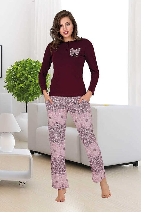 Berland 3178 Bayan Pijama Takımı