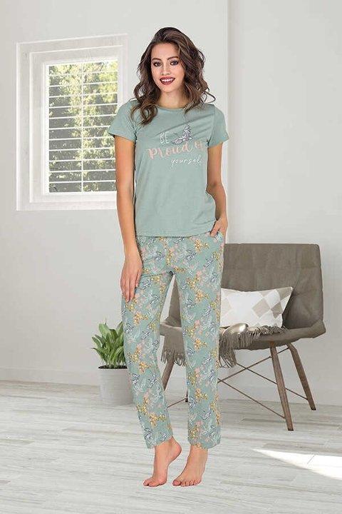 Berland 3189 Bayan Pijama Takımı