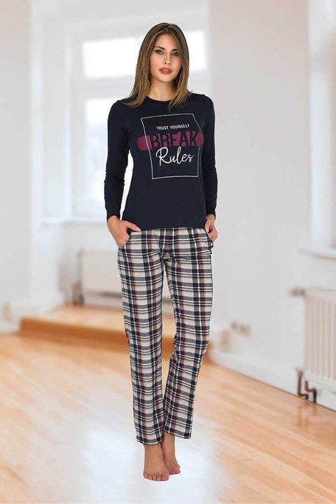Berland 3198 Bayan Pijama Takımı