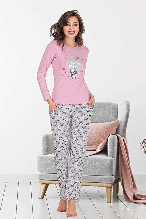Berland 3199 Bayan Pijama Takımı