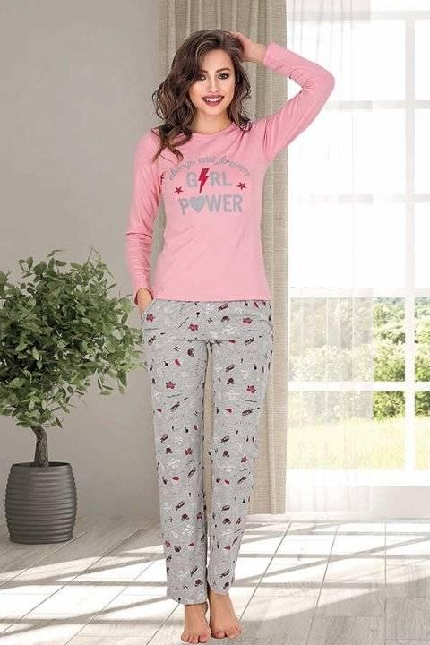 Berland 3200 Bayan Pijama Takımı