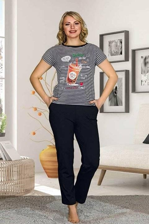 Berland 3211 Bayan Pijama Takımı